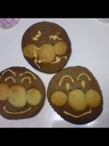 アンパンマンクッキー