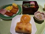 草津温泉(朝食)