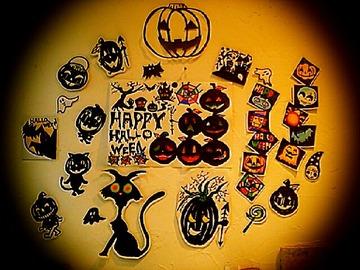 halloween-wall