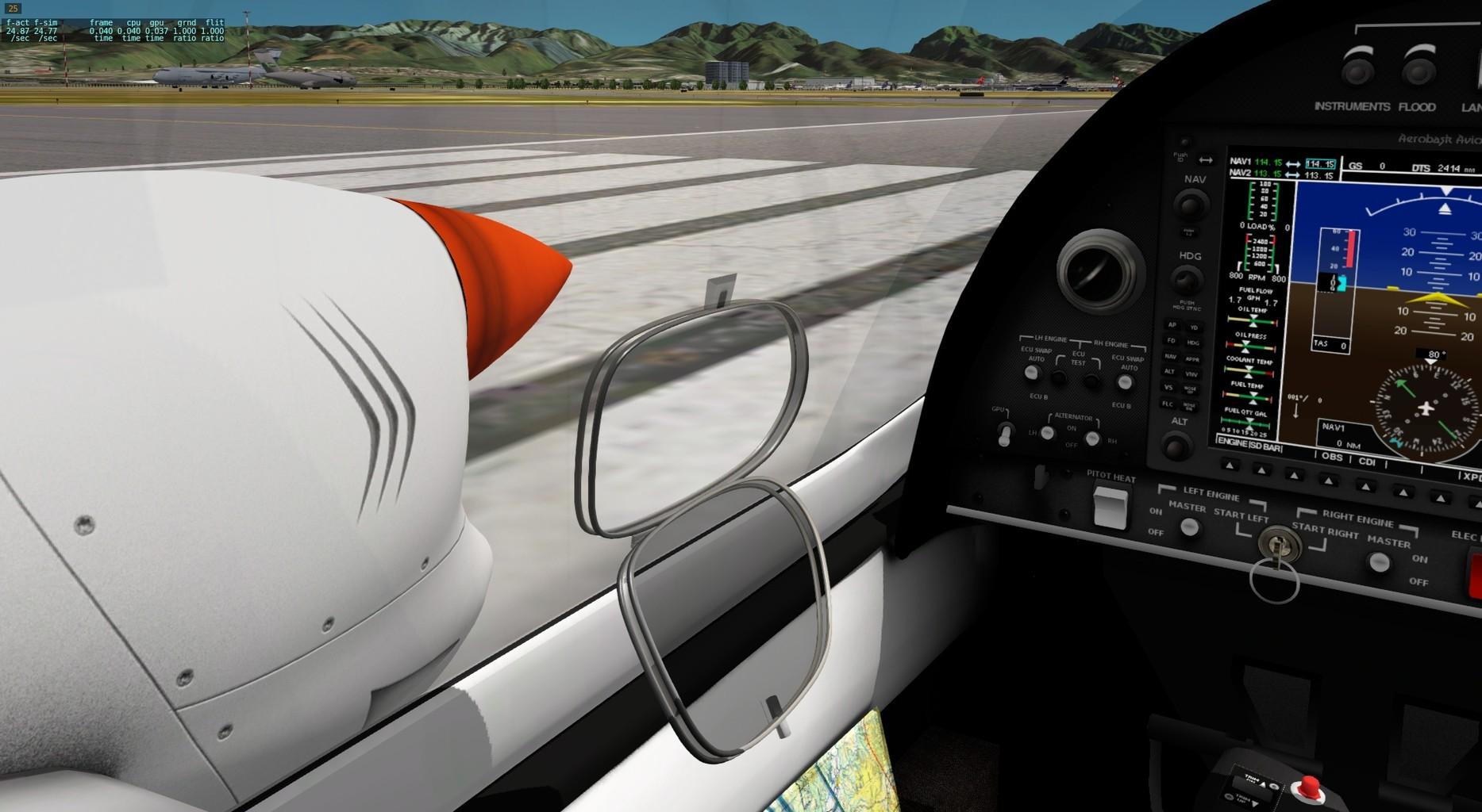 AeroBask DA42 Twin Star update v3 5 : HOTEL INDIA の blog