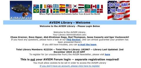 FS2XPlane exeでAVSIM LibraryのFSデータを変換 : HOTEL INDIA
