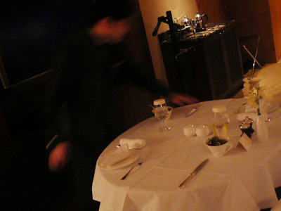 シャングリラホテル東京のルームサービス