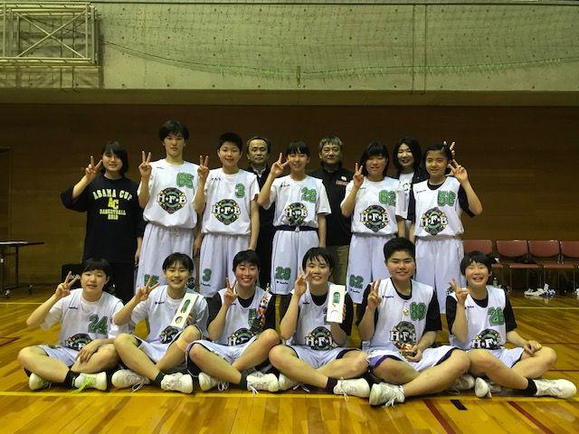 27回長野カップ 女子 優勝