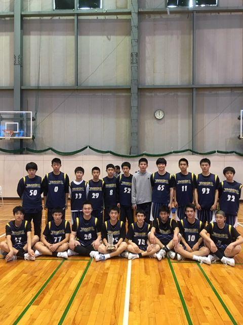 長野カップ男子優勝 たんぽぽチーム