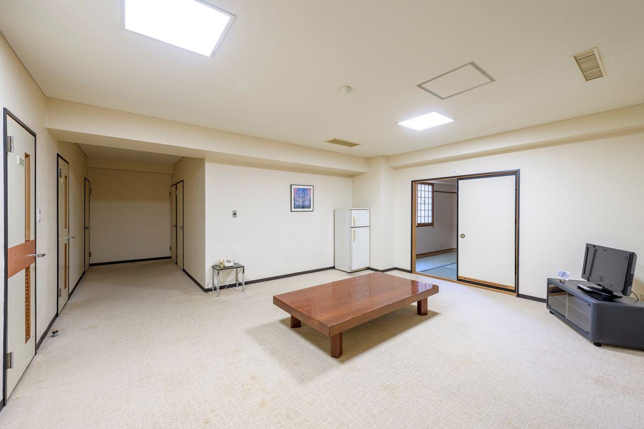 ゲストルーム広間