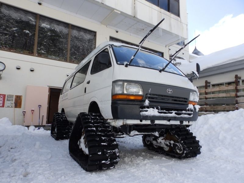 雪上車2 中画質