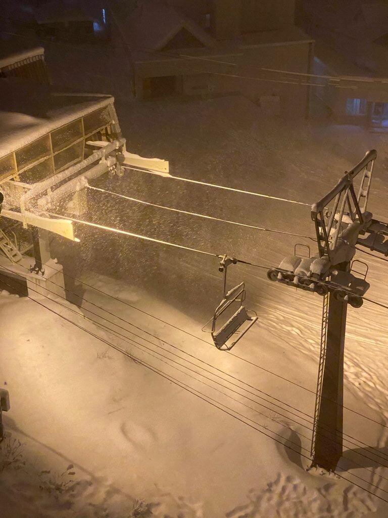 0131雪 ナイター