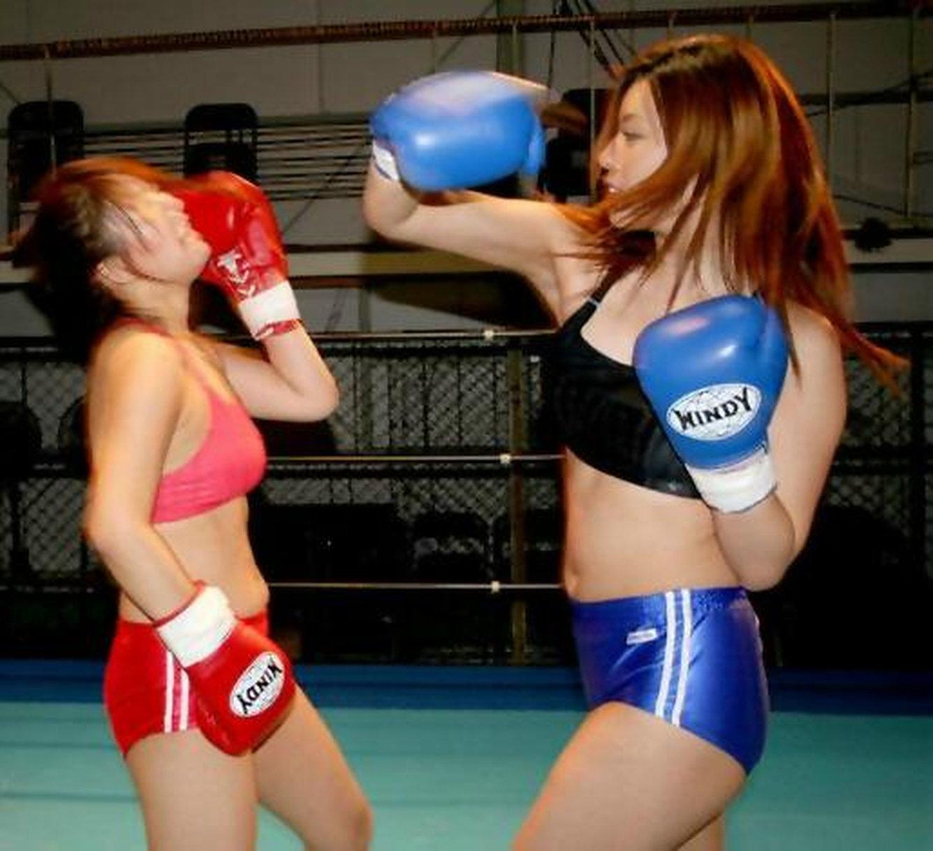ダイナミック 女子 ボクシング グローブ