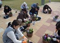 5(吹上浜海浜公園)園芸教室