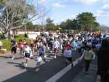 ジョギング大会1