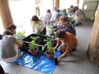 8.園芸教室