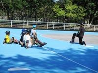 3.初心者インラインスケート教室