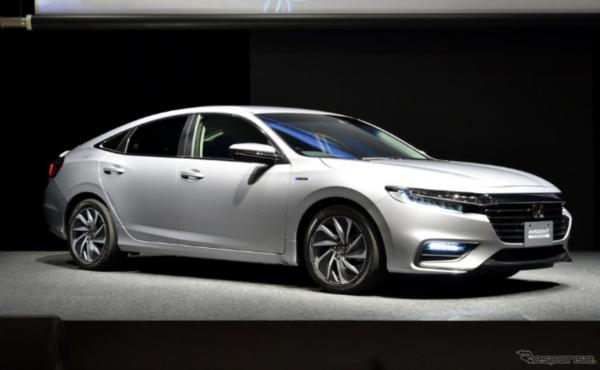 【自動車】ホンダ、新型ハイブリッドセダン「インサイト」を2018年内に発売 性能がヤバイwwwwwww【画像あり】