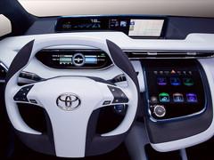トヨタ水素自動車03