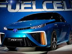 トヨタ水素自動車01