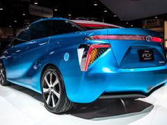 トヨタ水素自動車02