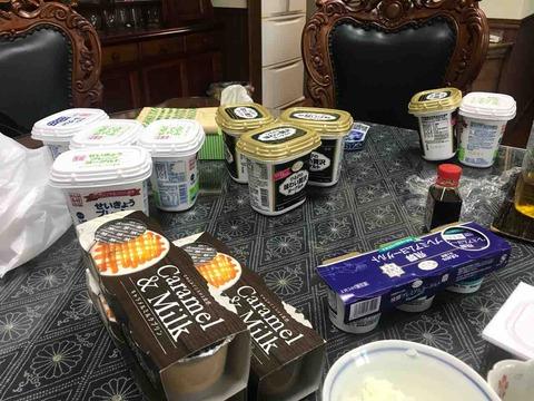 堀田家の夕食