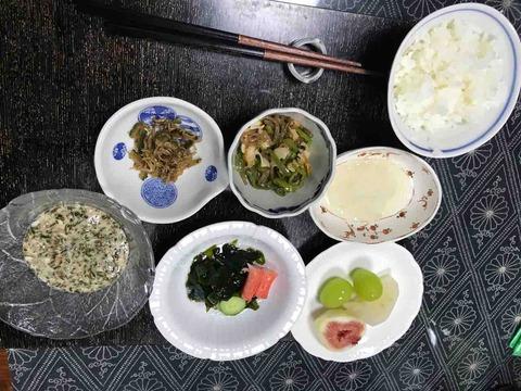 堀田家の食卓