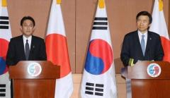 日本の新首相に「慰安婦合意」の岸田氏、過去にはプーチン大統領とウォッカ対決も