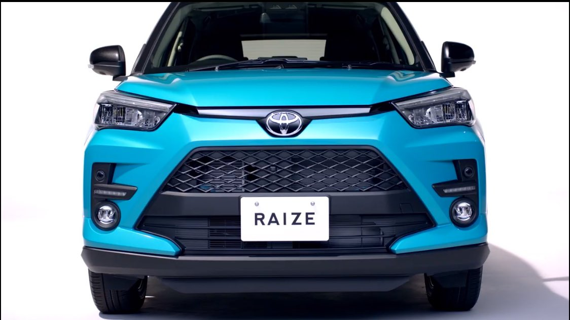2019 - [Toyota] Raize C33f1160