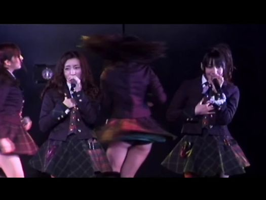 AKB48パンチラ集