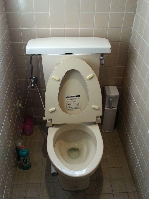 中華トイレ1