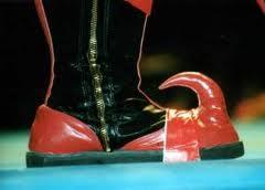 ブッチャー靴