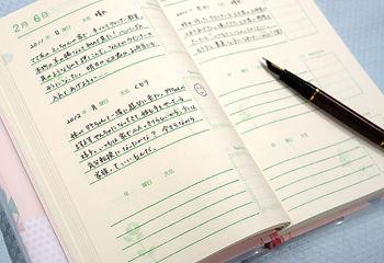 夫の実家に帰省するたびにトメの日記帳を盗み見している…でも内容は家族の幸せを祈る文面ばかりで本当の黒い日記帳は隠してあるかも?と思ってしまう