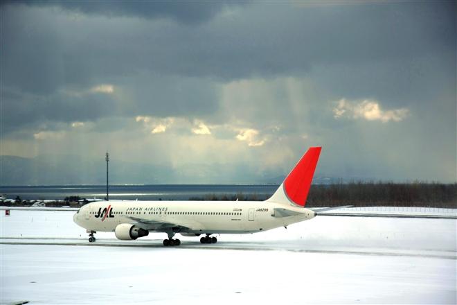 函館空港」