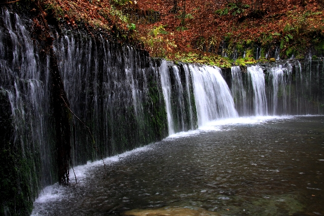 白糸の滝1