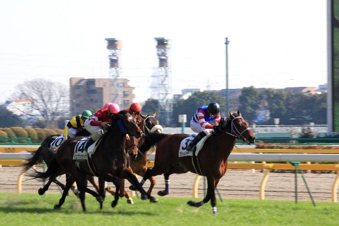 第六レース