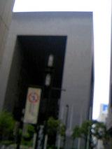福岡銀行正面