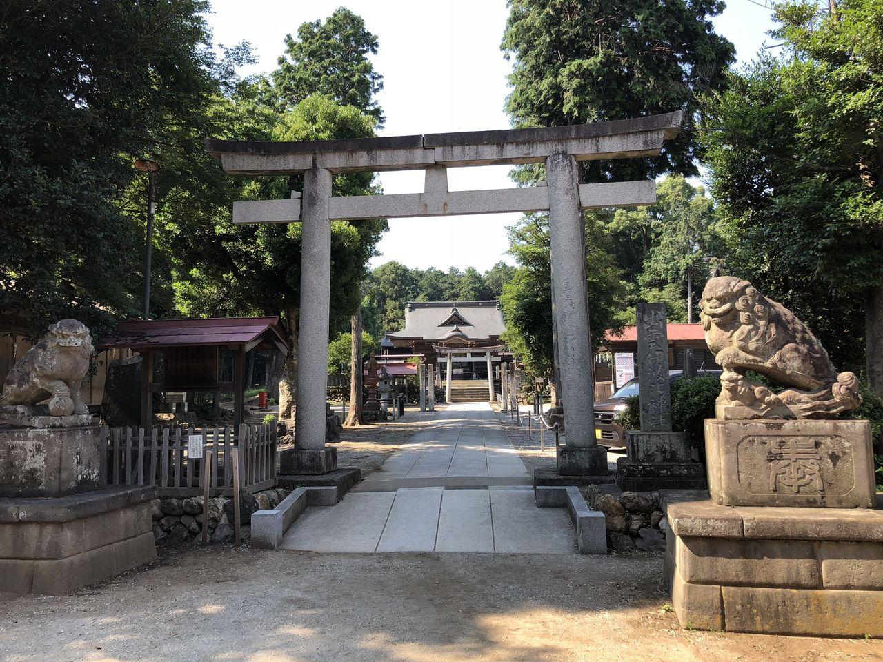 出雲 伊波 比 神社