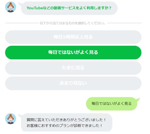 LINEモバイル3