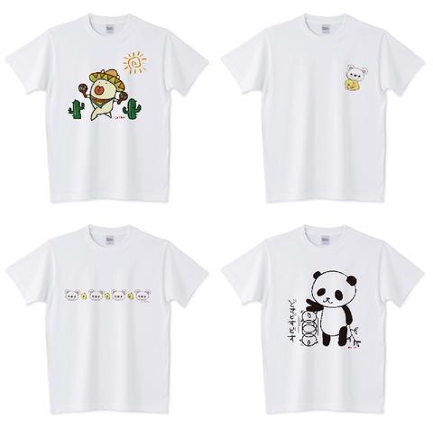 Tシャツ宣伝3