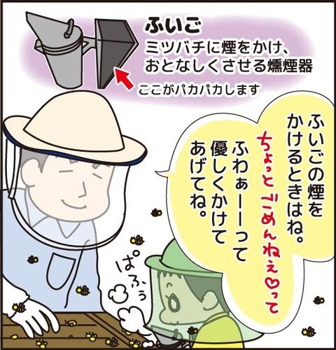 20170719養蜂体験4