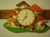 キノコ時計
