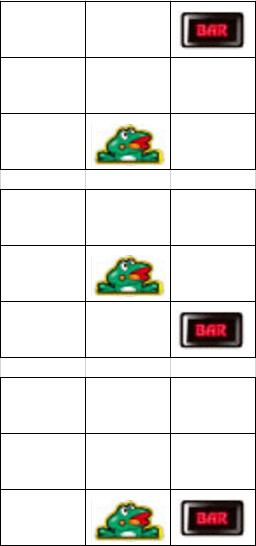 カエルBARの法則