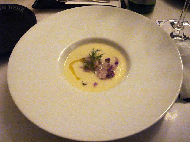 トゥーストゥース15番館スープ