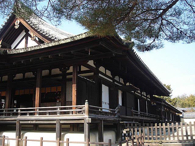 法隆寺 聖霊院2