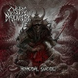 homicidal suicide cystic dysentery