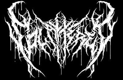 splattered logo