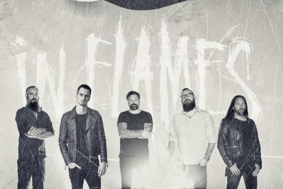 in flames new drummer