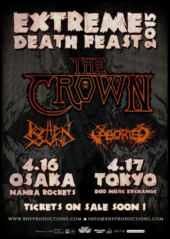 extreme death feast 2015