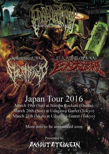 epicadiectomy japan tour 2016
