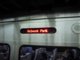 LIRR Belmont Park行き