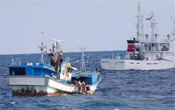 2chまとめ【竹島】北東の海上で韓国と日本の漁船が衝突 救助作業中