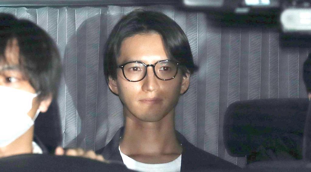 小峰容疑者元彼
