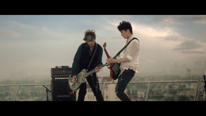 『福山雅治とジョニー・デップが共演⁈スーパードライのCMで!ギターセッションをするの⁇』についてTwitterの反応