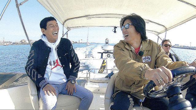 2chまとめ【芸能】木村拓哉、クルーザー船長でさんまをもてなし…元日フジ系「さんタク」